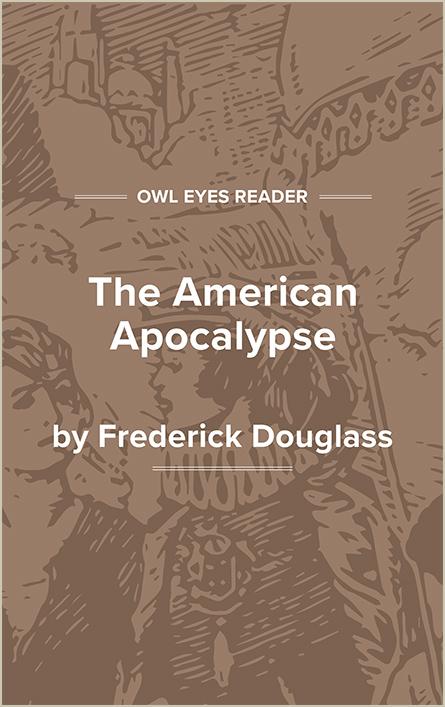 The American Apocalypse Cover Image