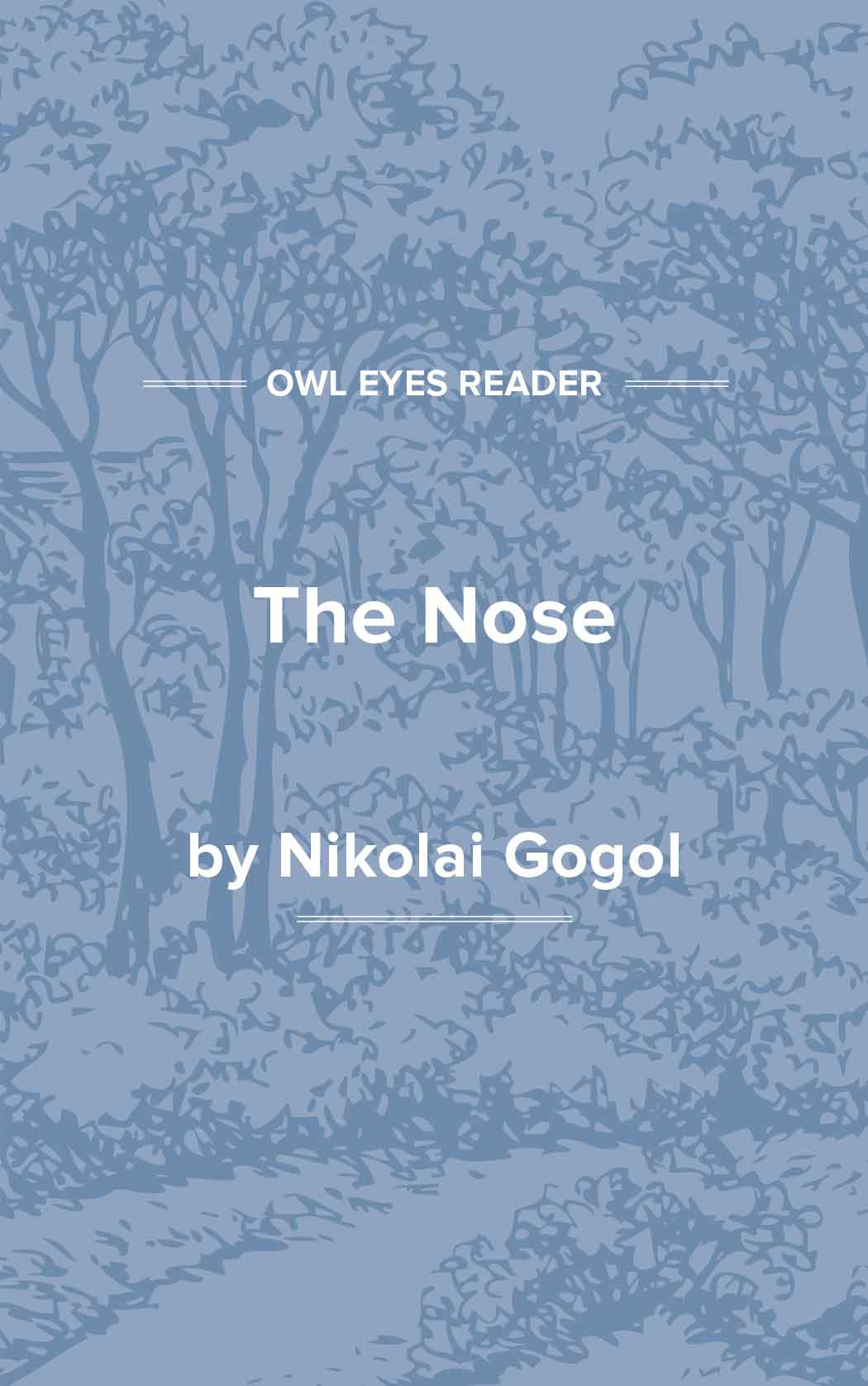 The Nose Cover Image