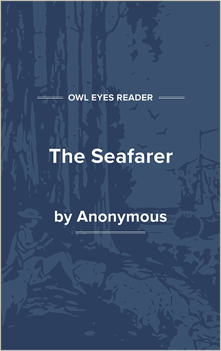The Seafarer Cover Image