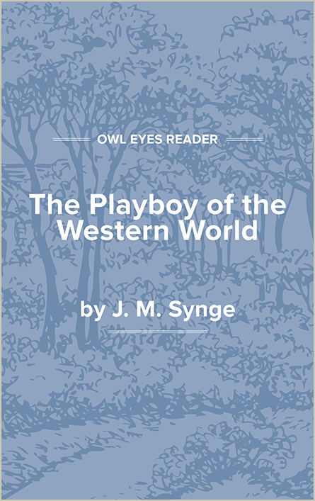 The Playboy of the Western World Cover Image