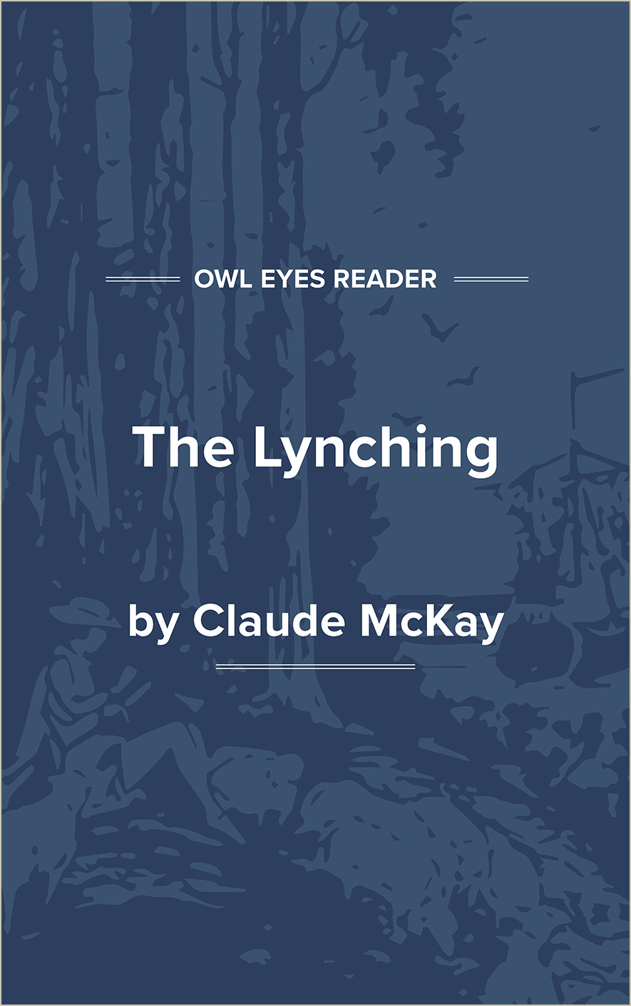 The Lynching Cover Image