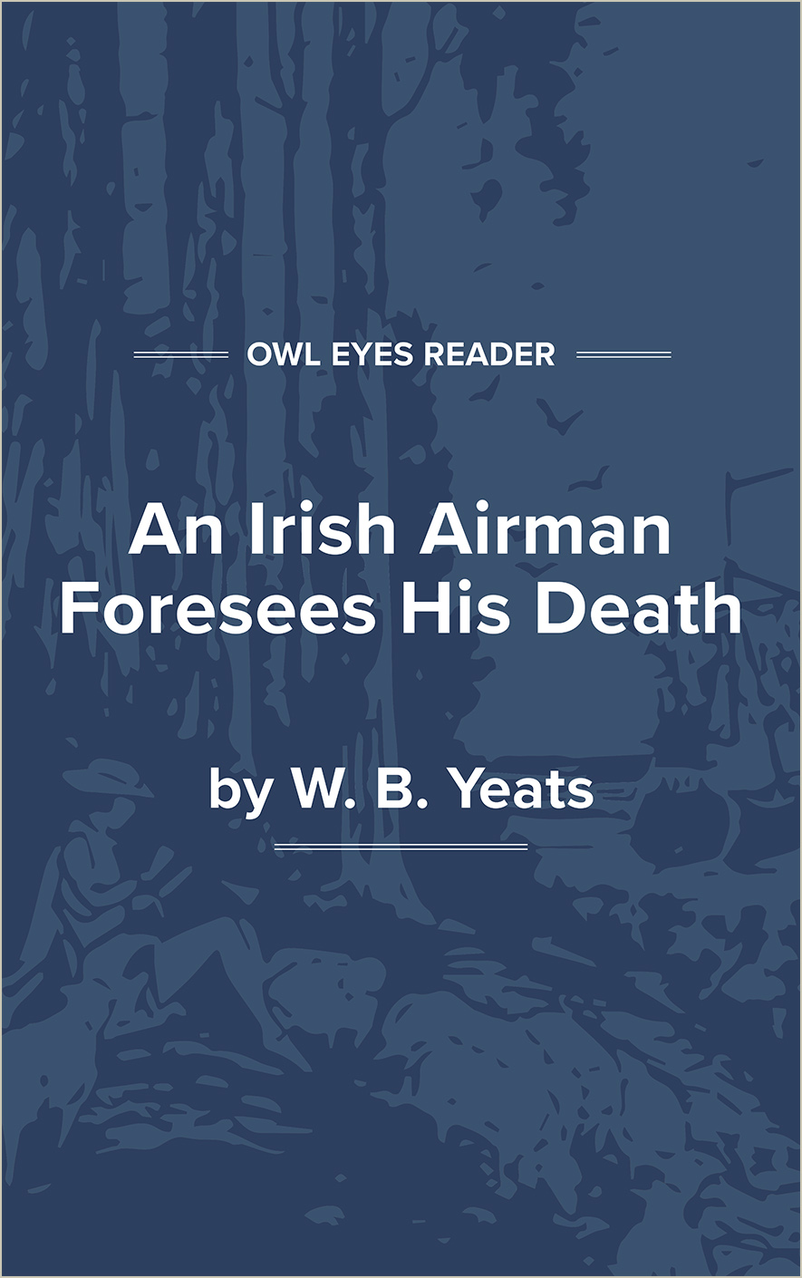 An Irish Airman Foresees His Death Cover Image