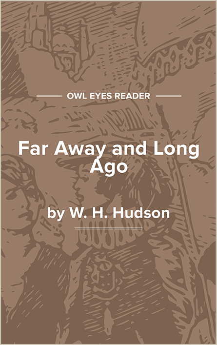 Far Away and Long Ago Cover Image