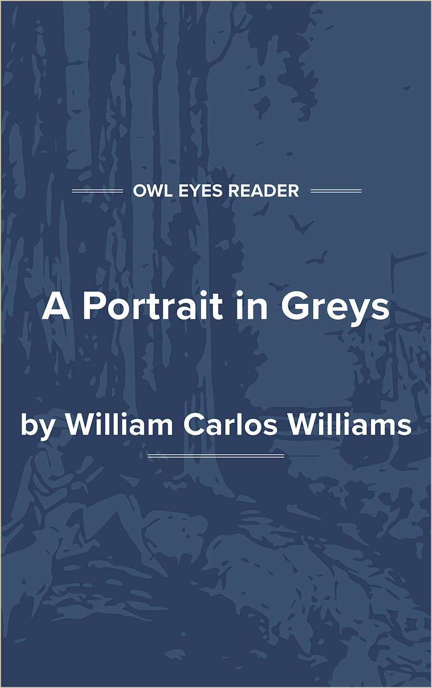 A Portrait in Greys Cover Image