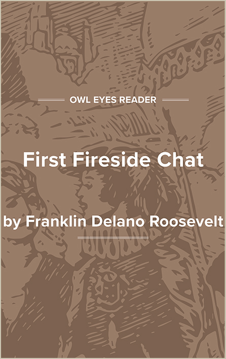 First Fireside Chat Cover Image