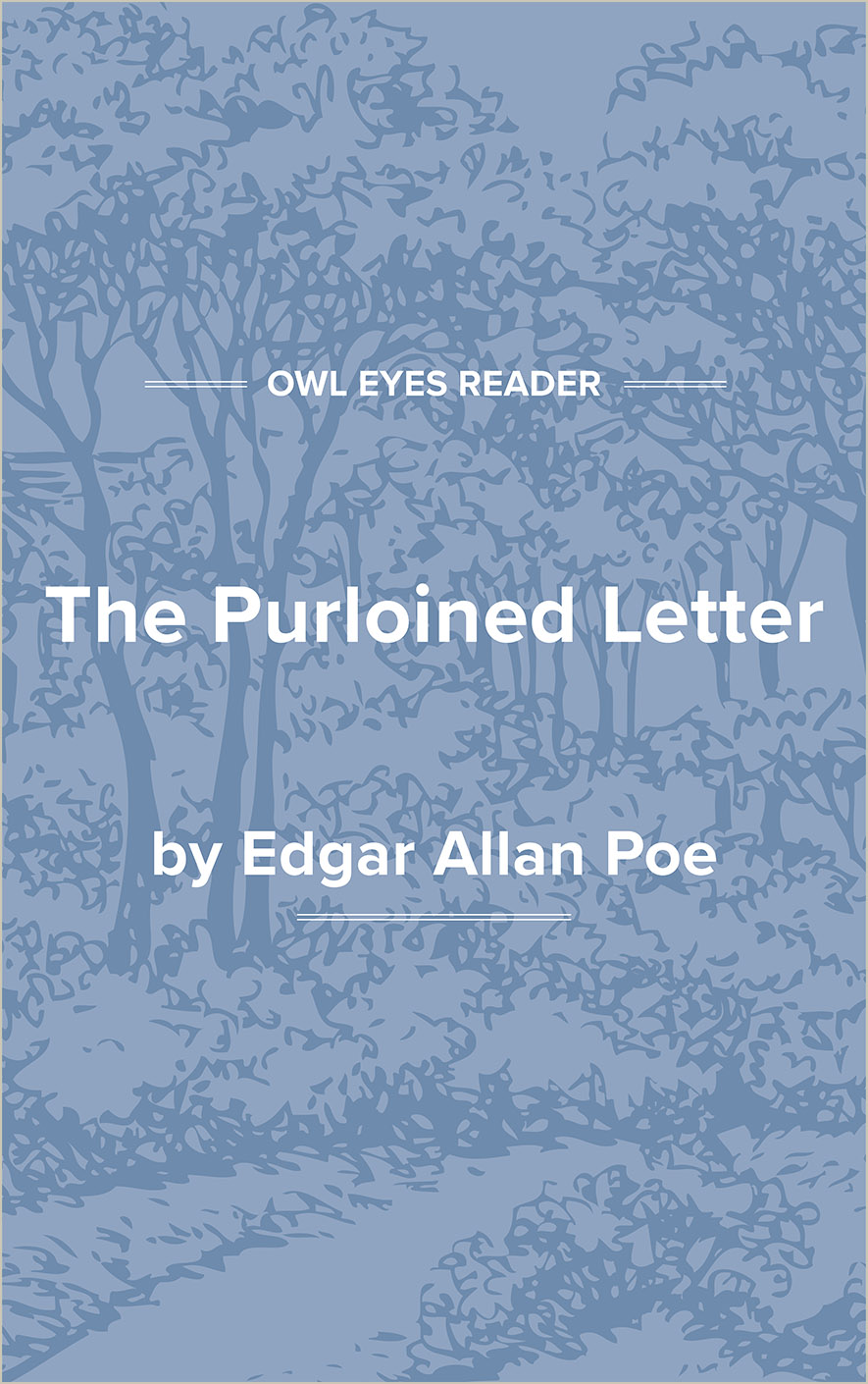 The Purloined Letter Cover Image