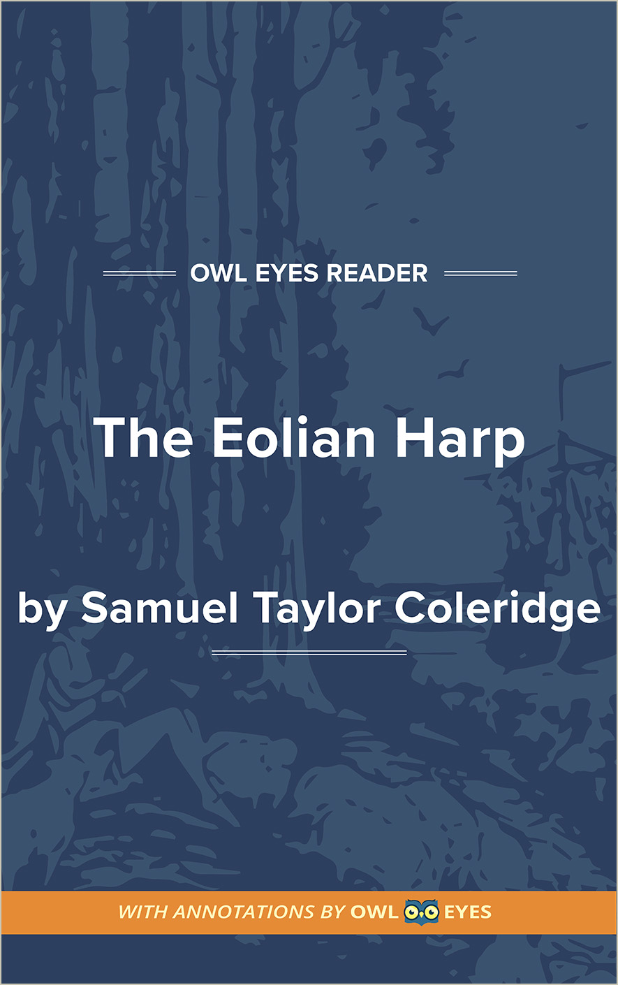 The Eolian Harp Cover Image