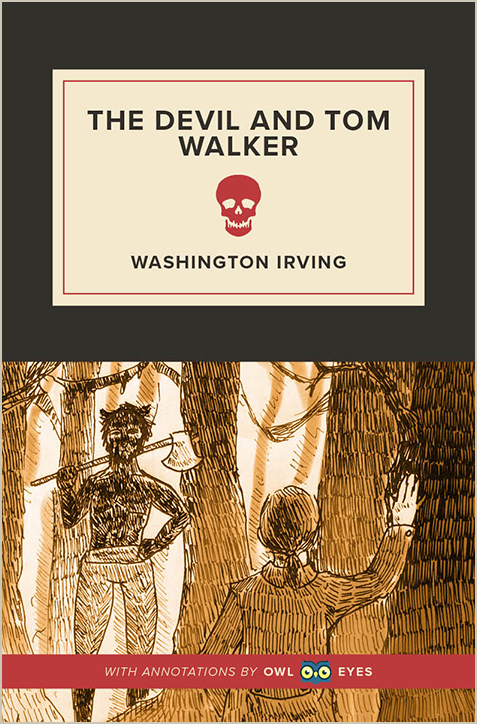 the devil and tom walker summary sparknotes