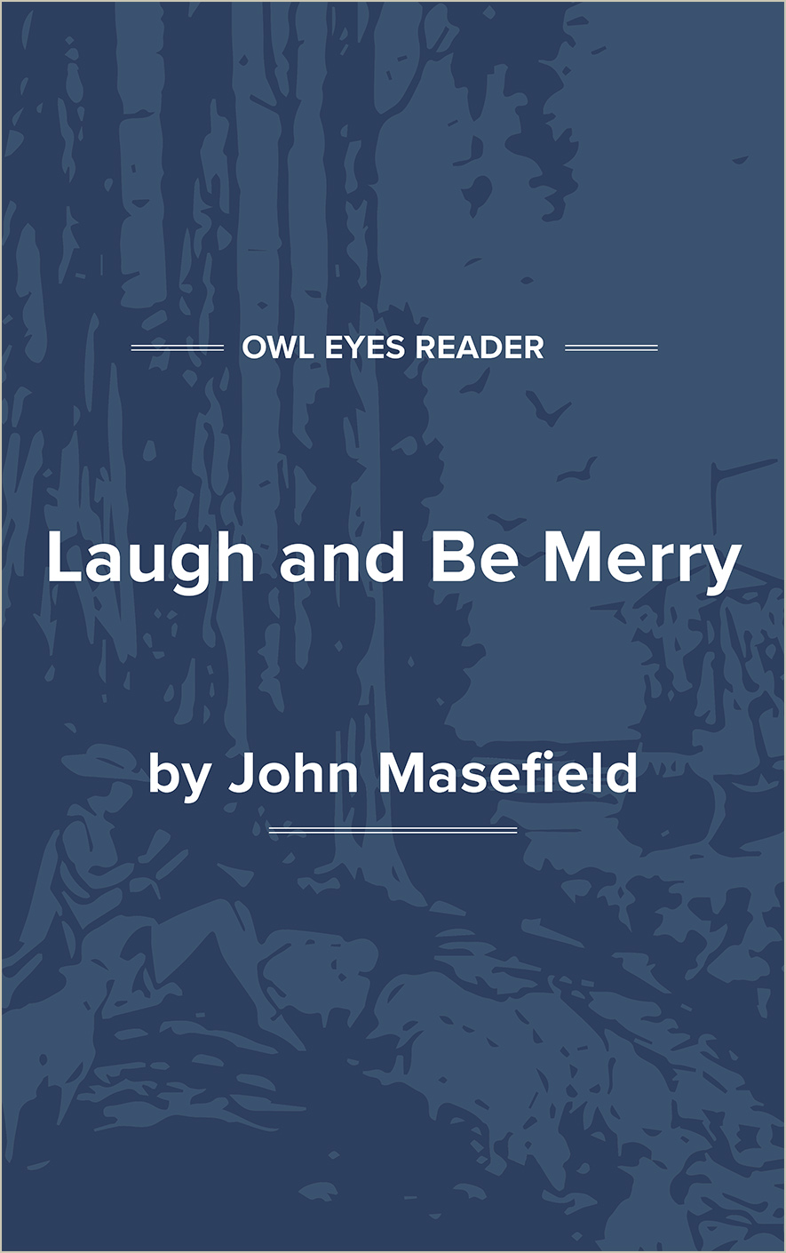 Laugh and Be Merry Cover Image