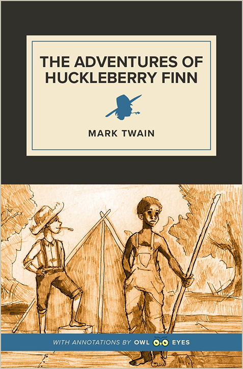 huckleberry finn setting