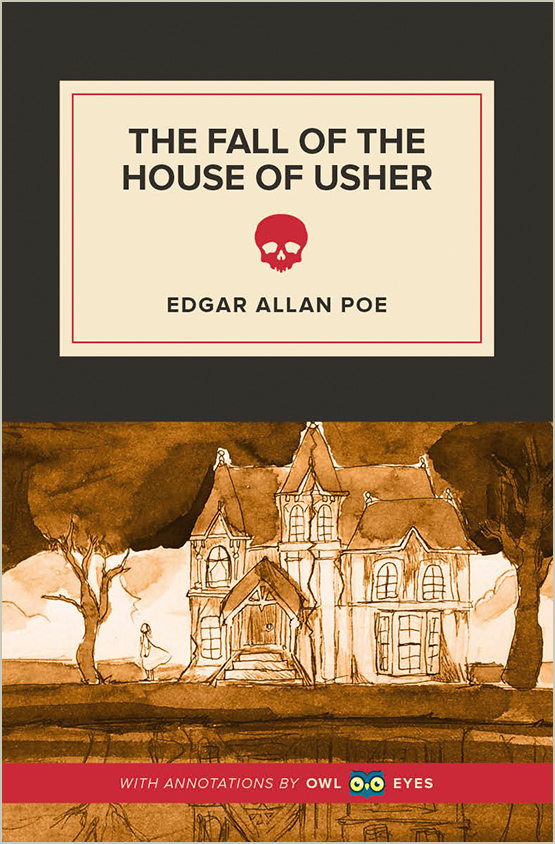 the fall of the house of usher critical analysis