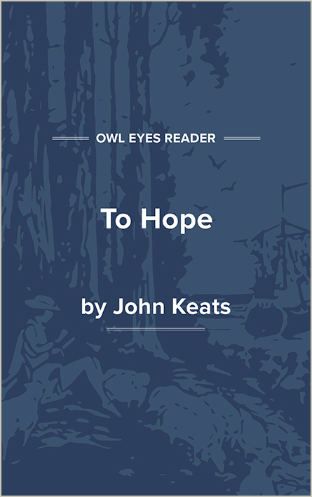 To Hope Cover Image