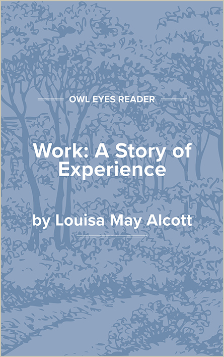 Work: A Story of Experience Cover Image