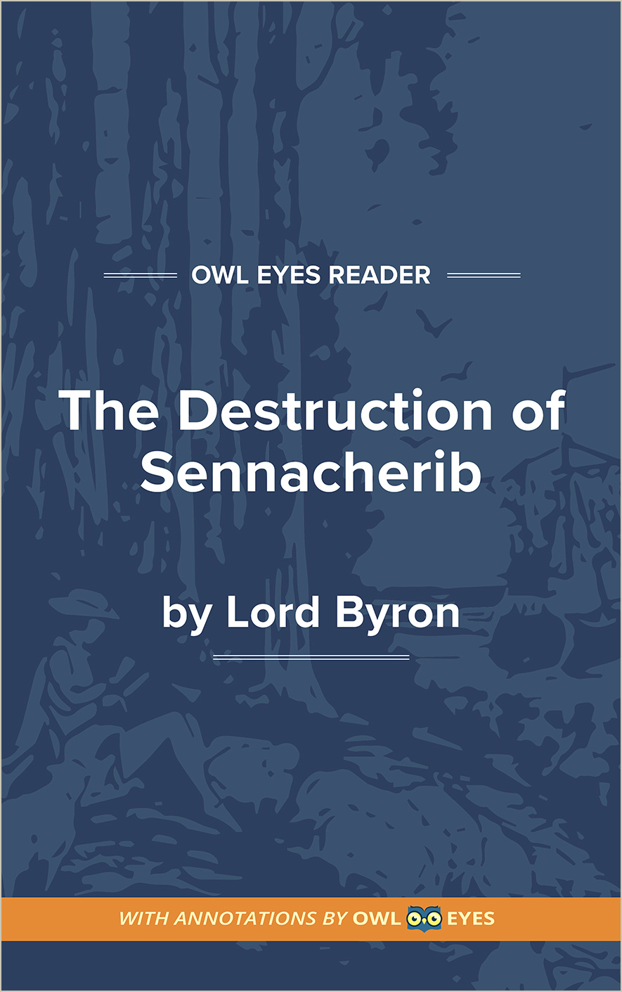 The Destruction of Sennacherib Cover Image