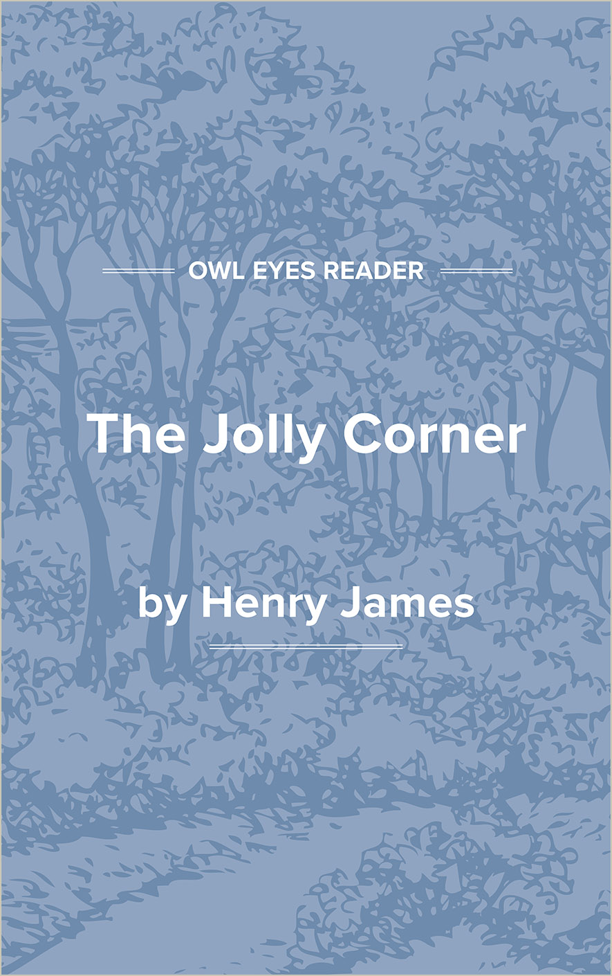 The Jolly Corner Cover Image