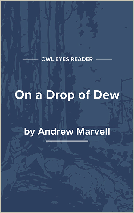 On a Drop of Dew Cover Image