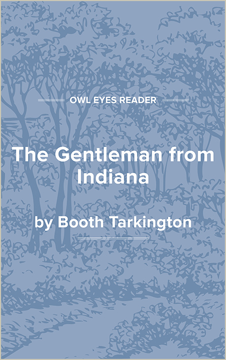 The Gentleman from Indiana Cover Image
