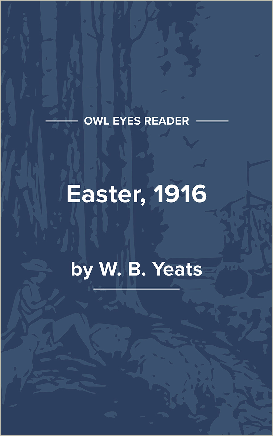 Easter, 1916 Cover Image