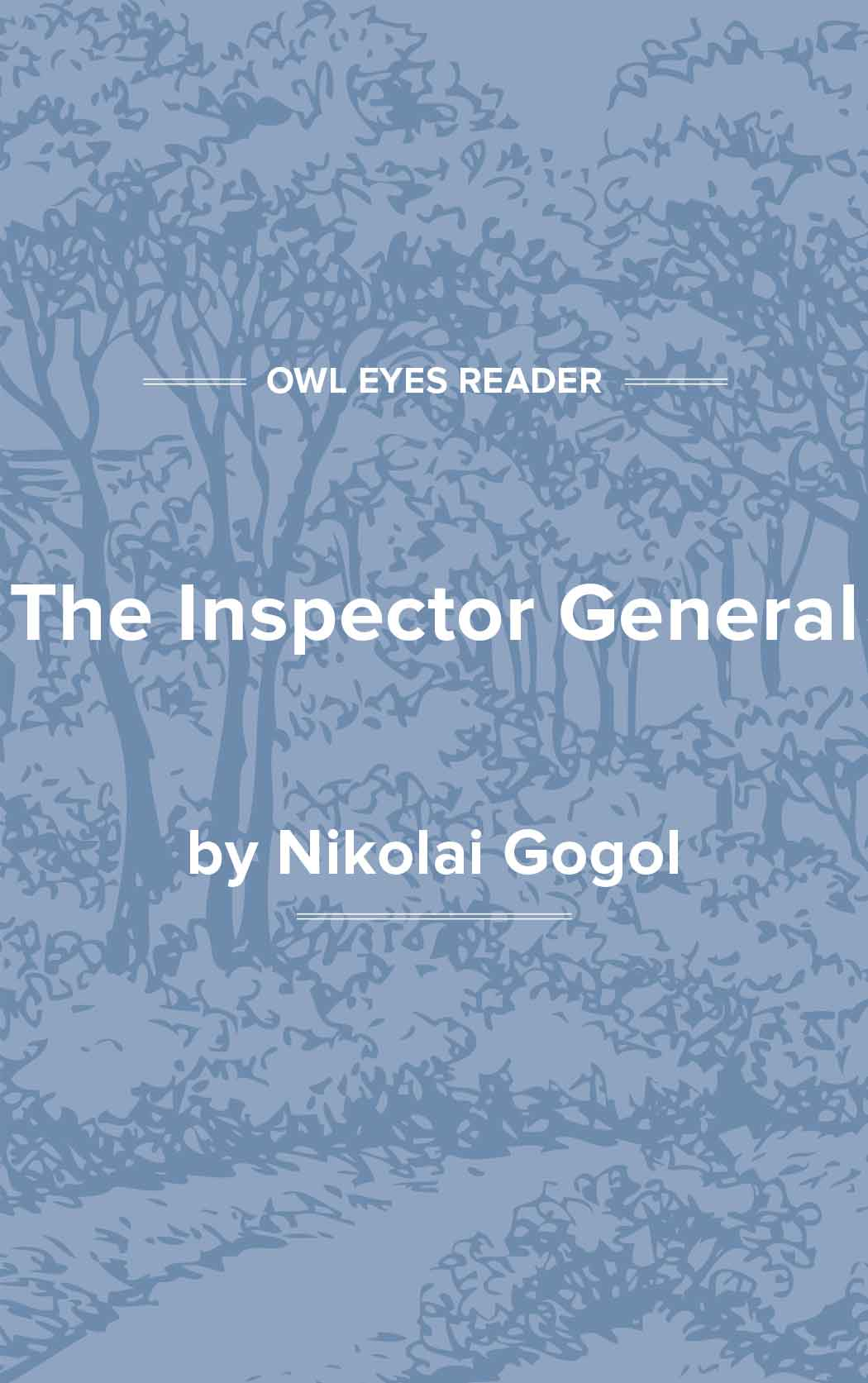 The Inspector General Cover Image