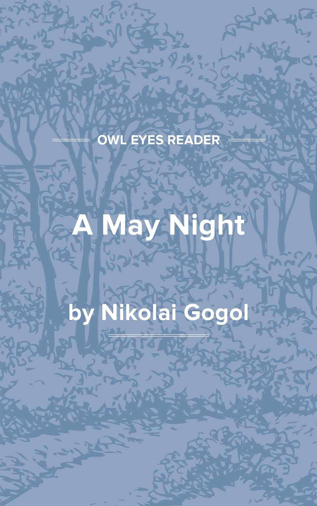 A May Night Cover Image
