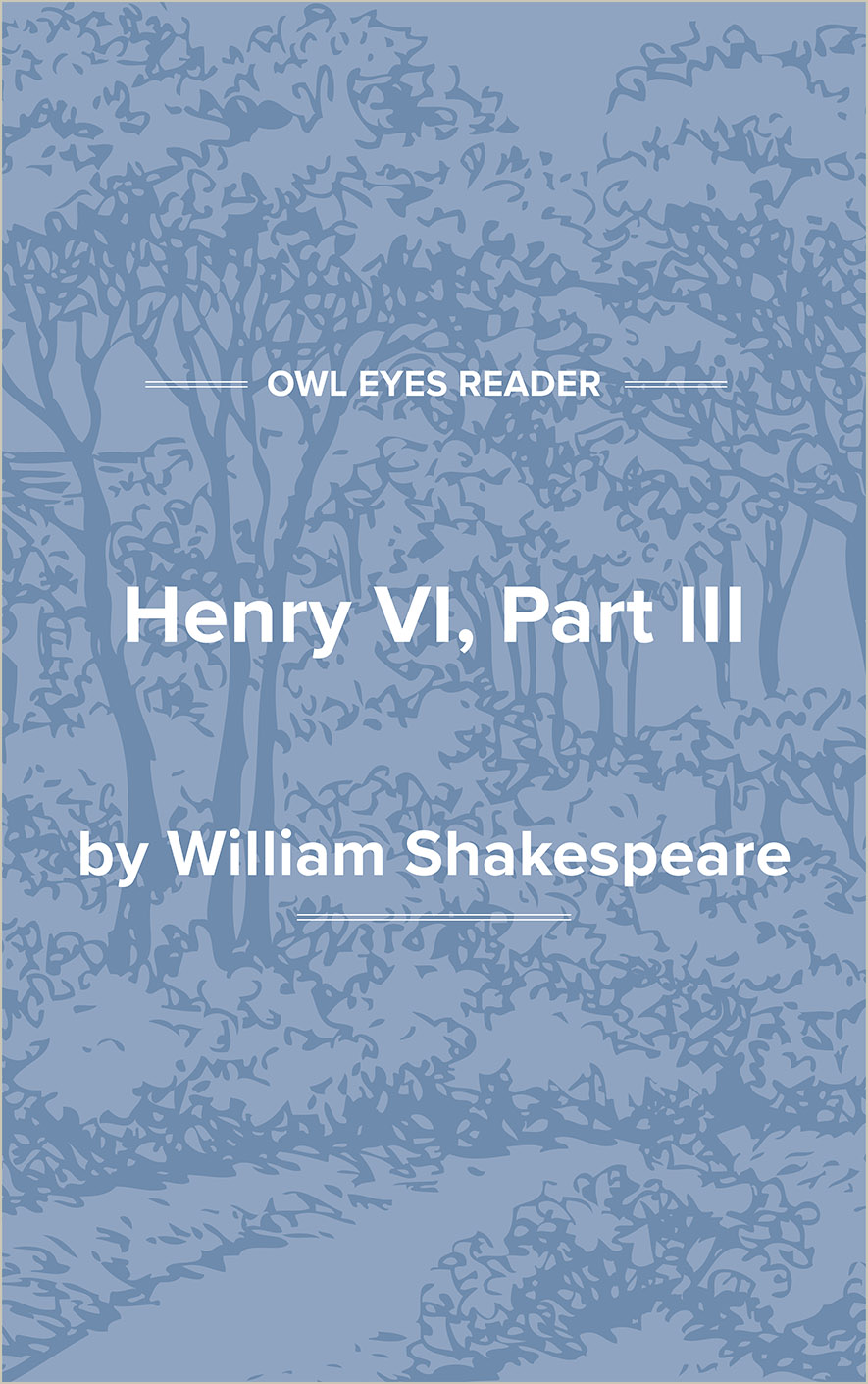 Henry VI, Part 3 Cover Image