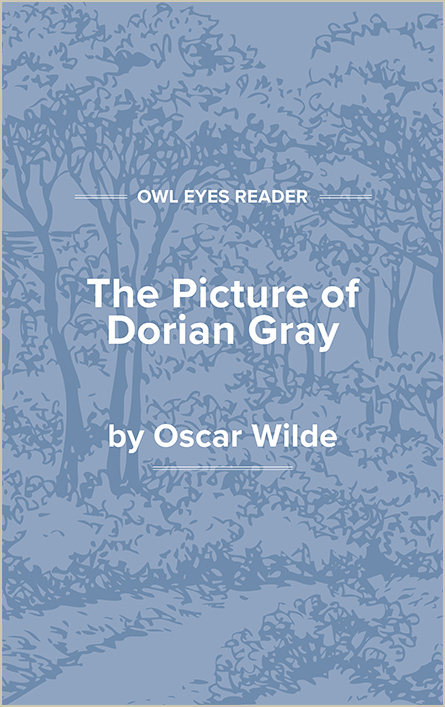 the picture of dorian gray context
