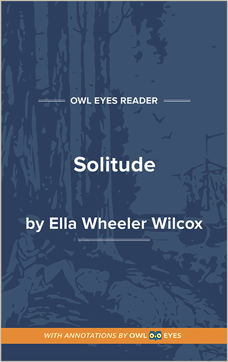 Solitude Cover Image