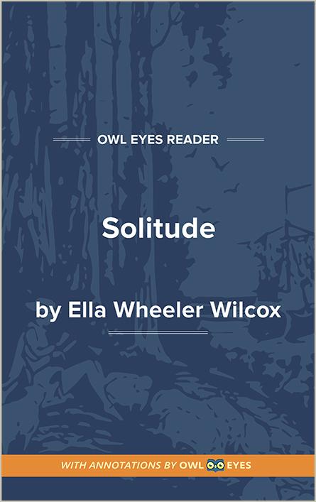 Solitude Cover Image