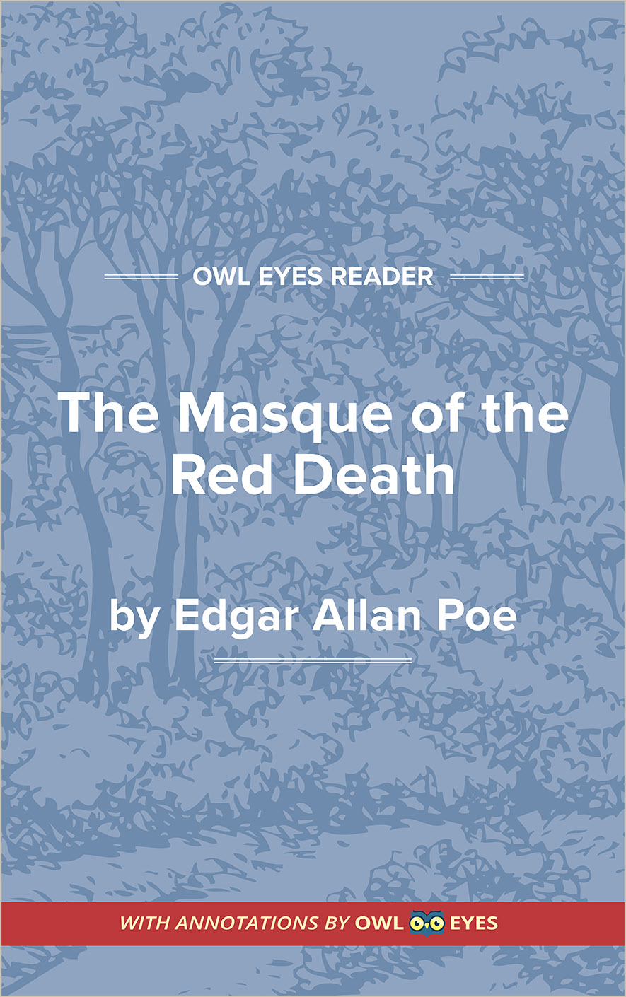 The Masque of the Red Death Cover Image