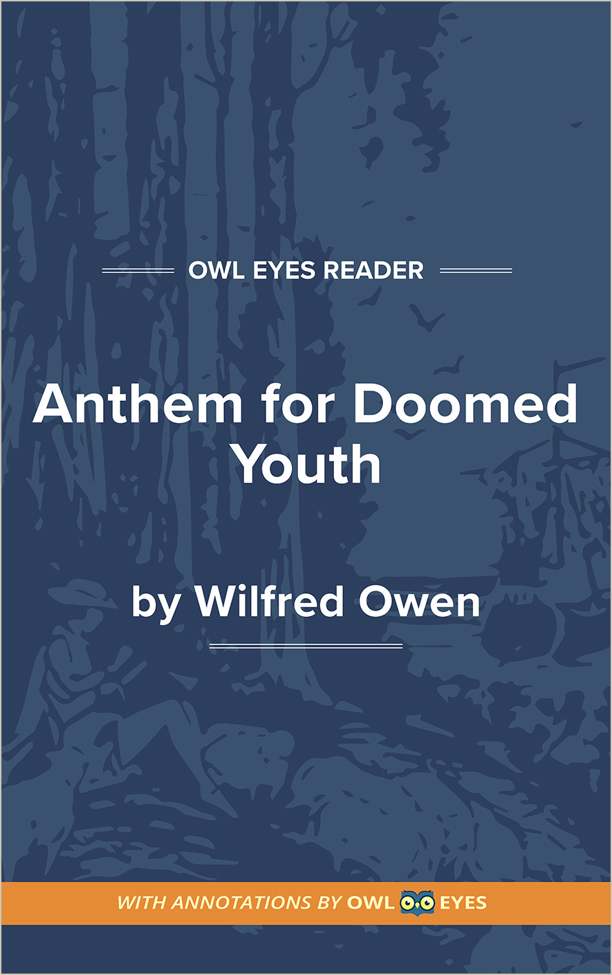 Anthem for Doomed Youth Cover Image