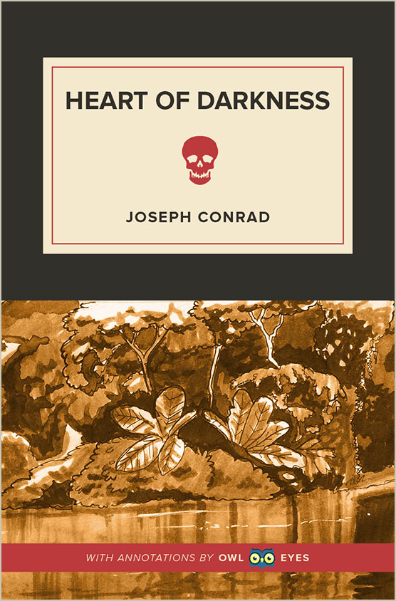 Bloom's guides--joseph conrad's heart of darkness (comprehensive.