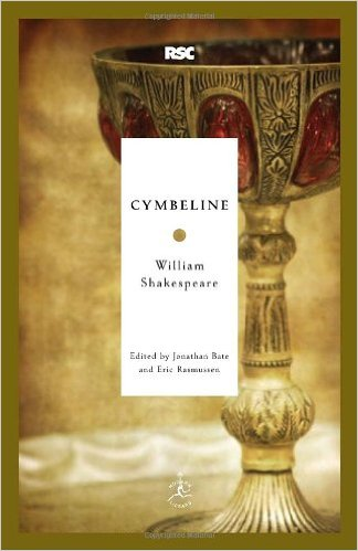 Cymbeline Cover Image