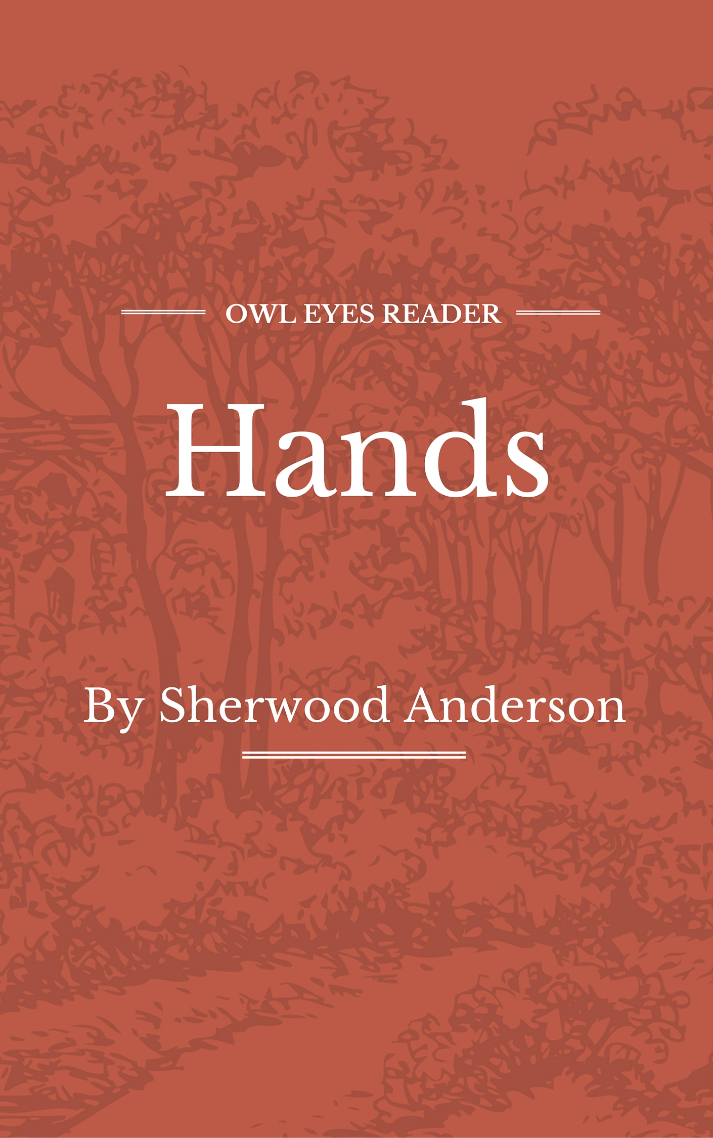 Hands Cover Image