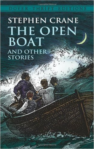 The Open Boat Cover Image