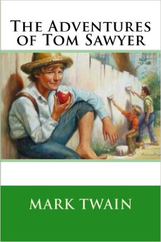 The Adventures of Tom Sawyer Cover Image