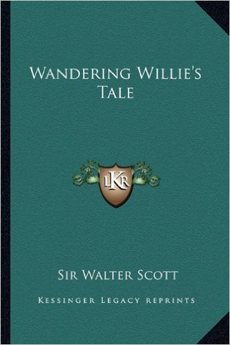 Wandering Willie's Tale Cover Image