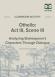 Othello Act III, Scene III Dialogue Analysis Activity page 1