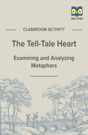 The Tell-Tale Heart Metaphor Activity