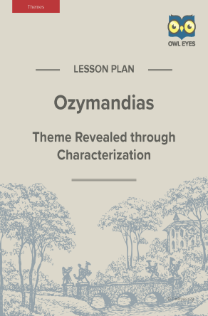 Ozymandias Themes Lesson Plan