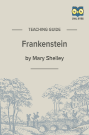 Cover image for Frankenstein Teaching Guide