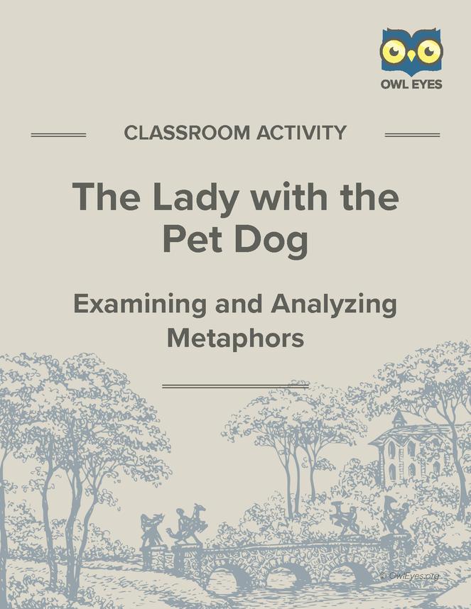 the lady with the pet dog anton chekhov