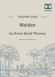 Walden Teaching Guide page 1